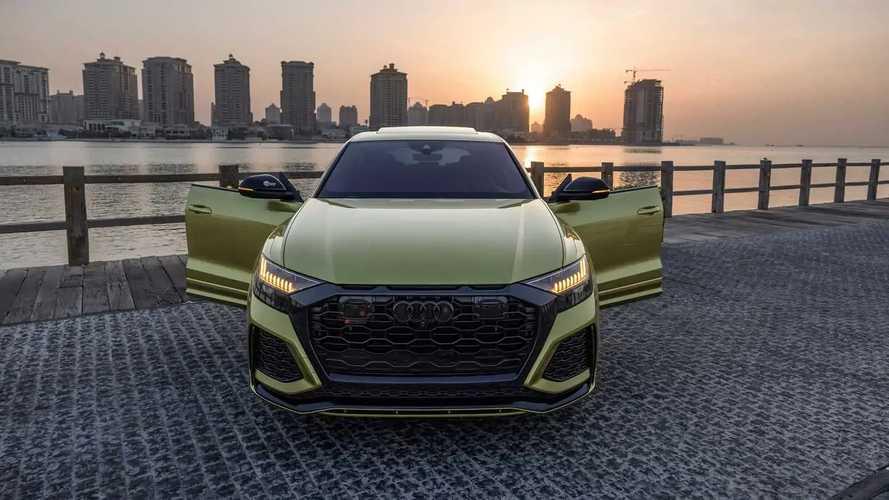 2022 Audi RS Q8 Qatar Edition