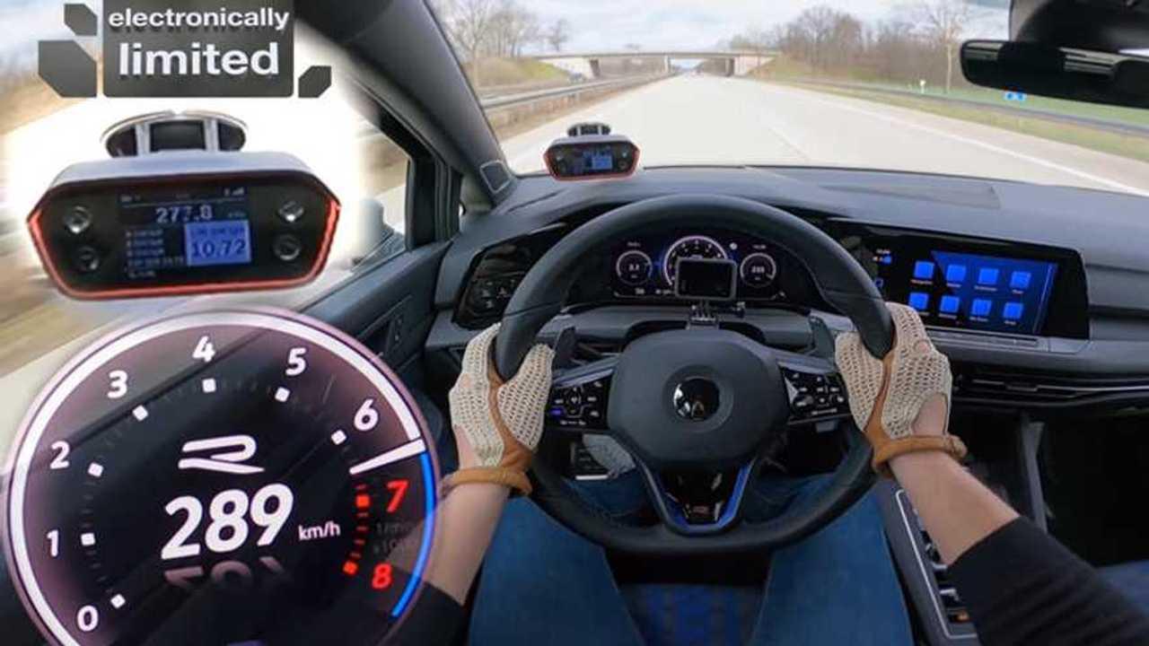 Volkswagen Golf R Autobahn