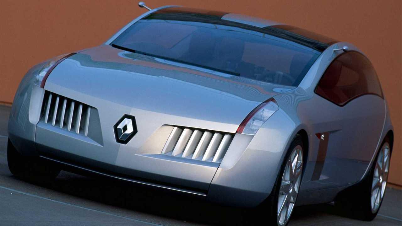 Прототип Renault Talisman