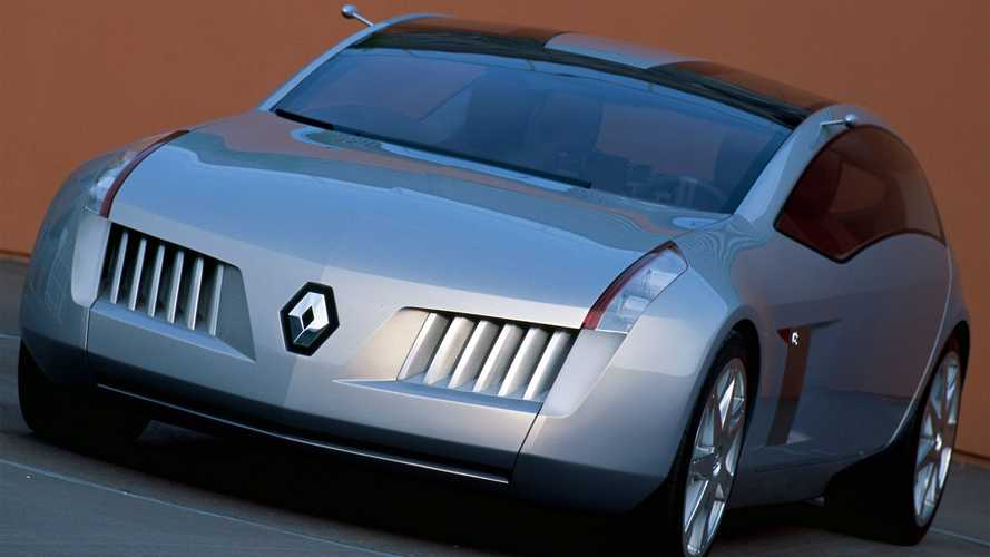 Prototipos olvidados: Renault Talisman (2001)