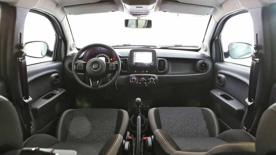 Fiat Mobi Trekking, la prova di Motor1.com