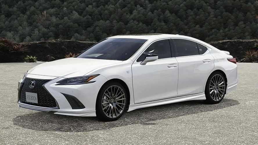 Lexus ES 2022 Tak Lagi Membosankan Berkat Sentuhan TRD Toyota