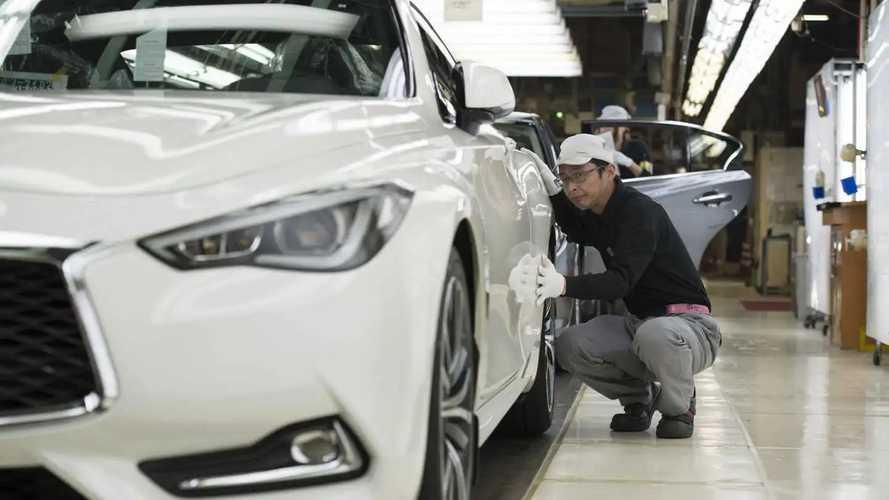 Lo stabilimento Nissan di Tochigi