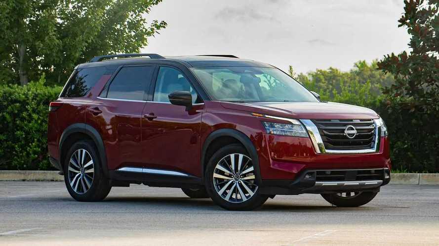 2022 Nissan Pathfinder Platinum: Review
