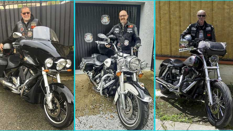 Three Buddies Embark On A Ride Across Europe Against Child Abuse