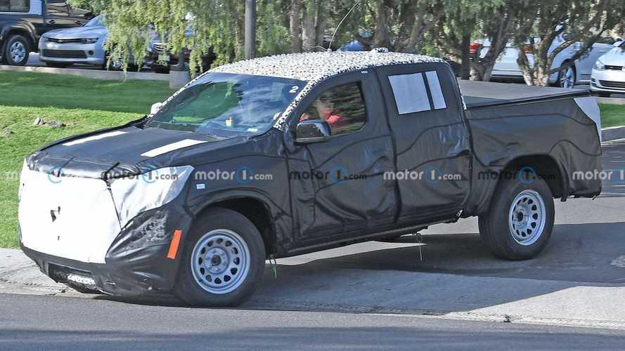 Segredo: Nova Chevrolet S10/Colorado 2023 é flagrada pela 1ª vez