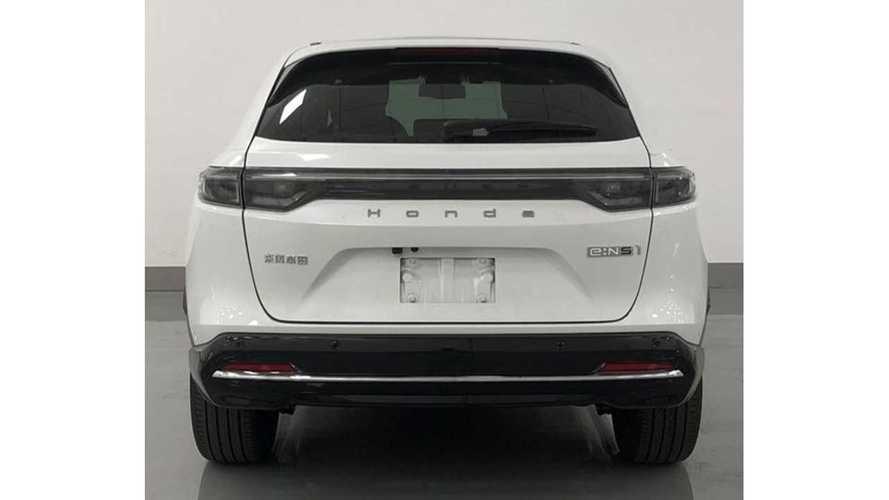 Honda HR-V electric version (CN)