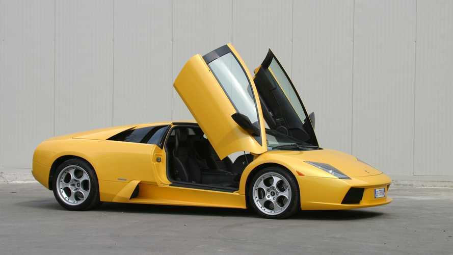 Lamborghini Murcielago, la supercar con le ali compie 20 anni