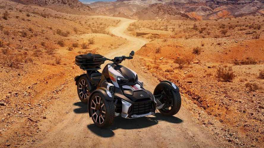 Can-Am Ryker 900 Sport Baru Dijadwalkan Meluncur 2022