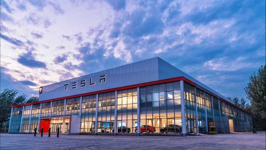 As Demand Soars, Tesla Launches Largest Delivery Center In Asia
