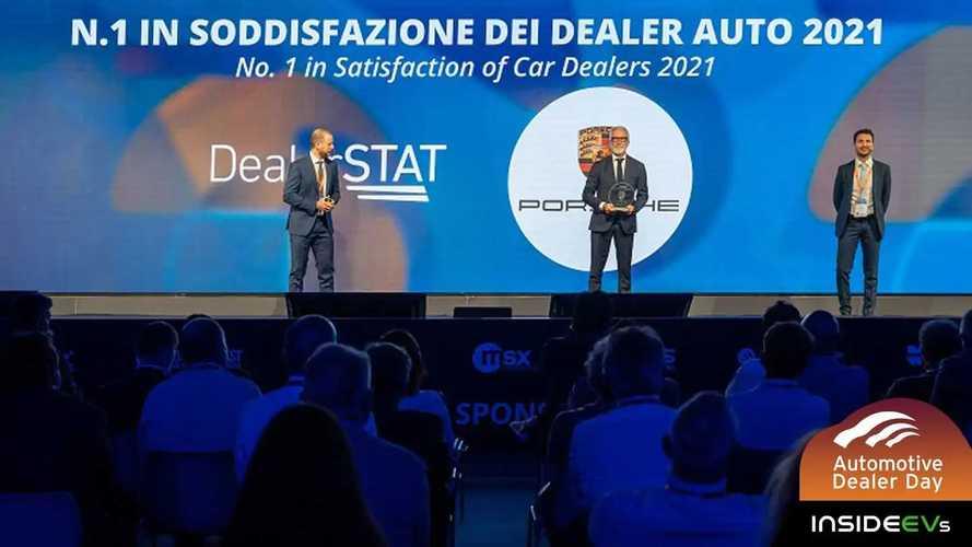 Porsche premiata dai concessionari italiani. Audi vince per l'elettrico