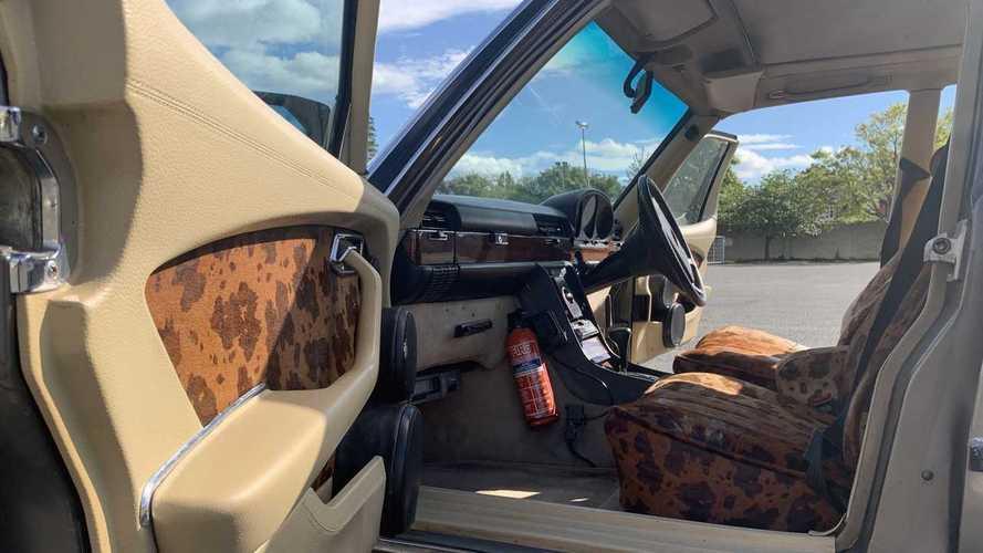 Mercedes-Benz SEL ex Bono a la venta