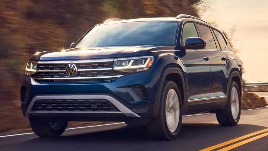 Volkswagen анонсировал электрический аналог кроссовера Teramont