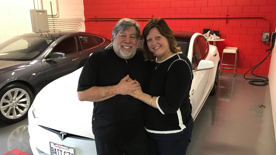 Apple co-founder Steve Wozniak bought another Tesla over a Bolt