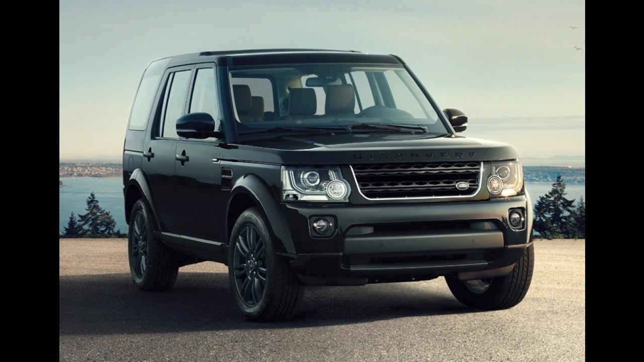 Land Rover Discovery: projeção antecipa visual da nova geração