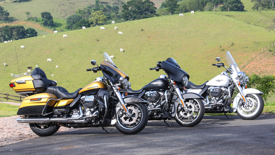Harley-Davidson reforça pós-vendas com técnicos treinados pelo Senai