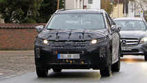 2018 Mitsubishi ASX spy photos