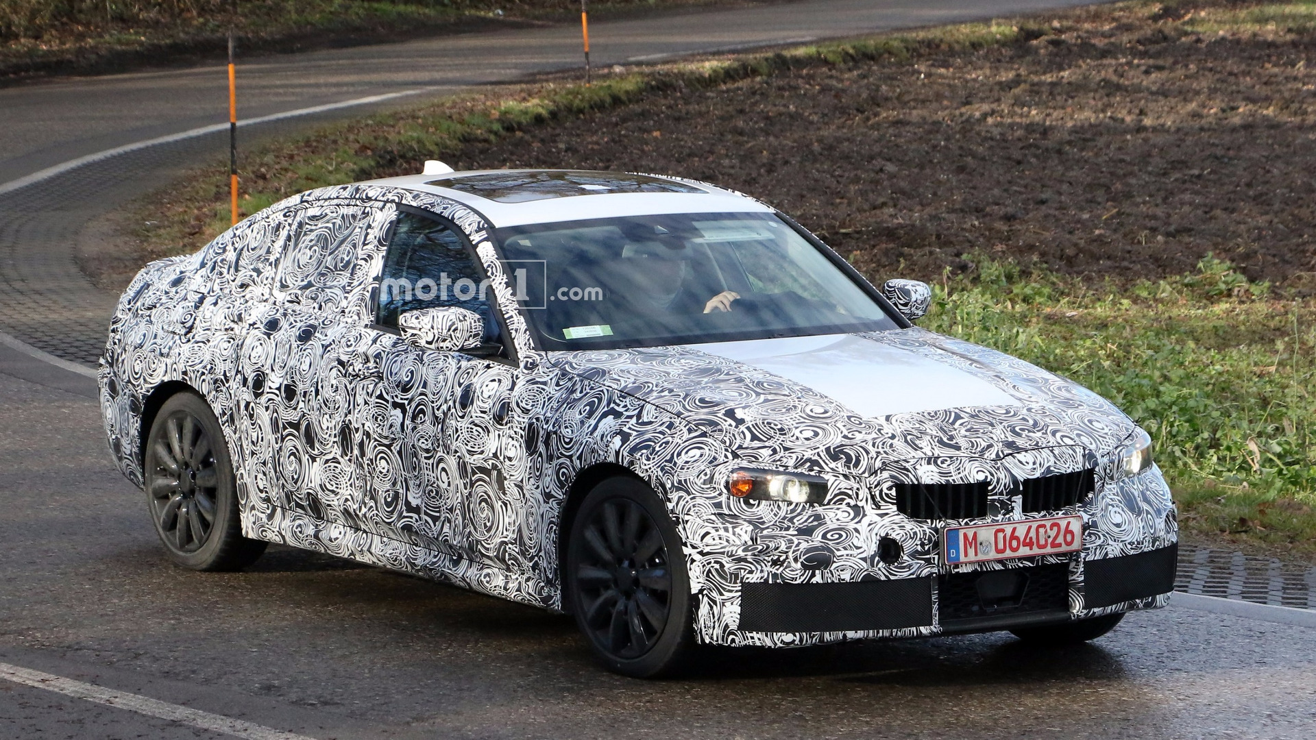 2018 Bmw 3 Series >> 2019 Bmw 3 Series Believed To Lose 88 Pounds Gain More Power