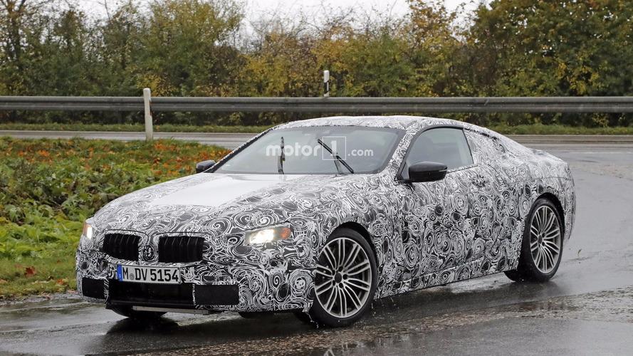 Casus fotoğraflarda görünen bu araç yeni BMW 6 Serisi mi yoksa 8 Serisi'nin geri dönüş modeli mi?