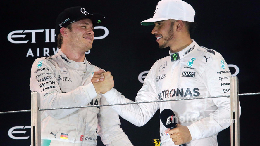 Rosberg had told Hamilton about F1 exit already