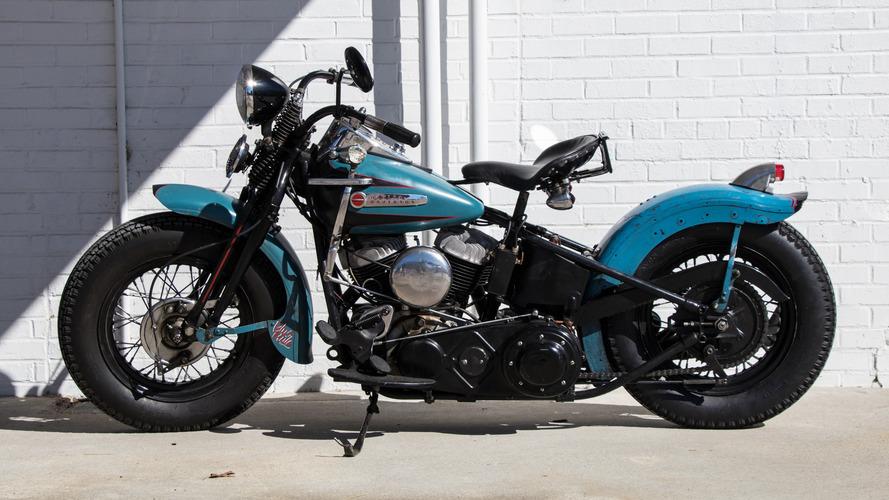 1947 Harley-Davidson UL Bobber