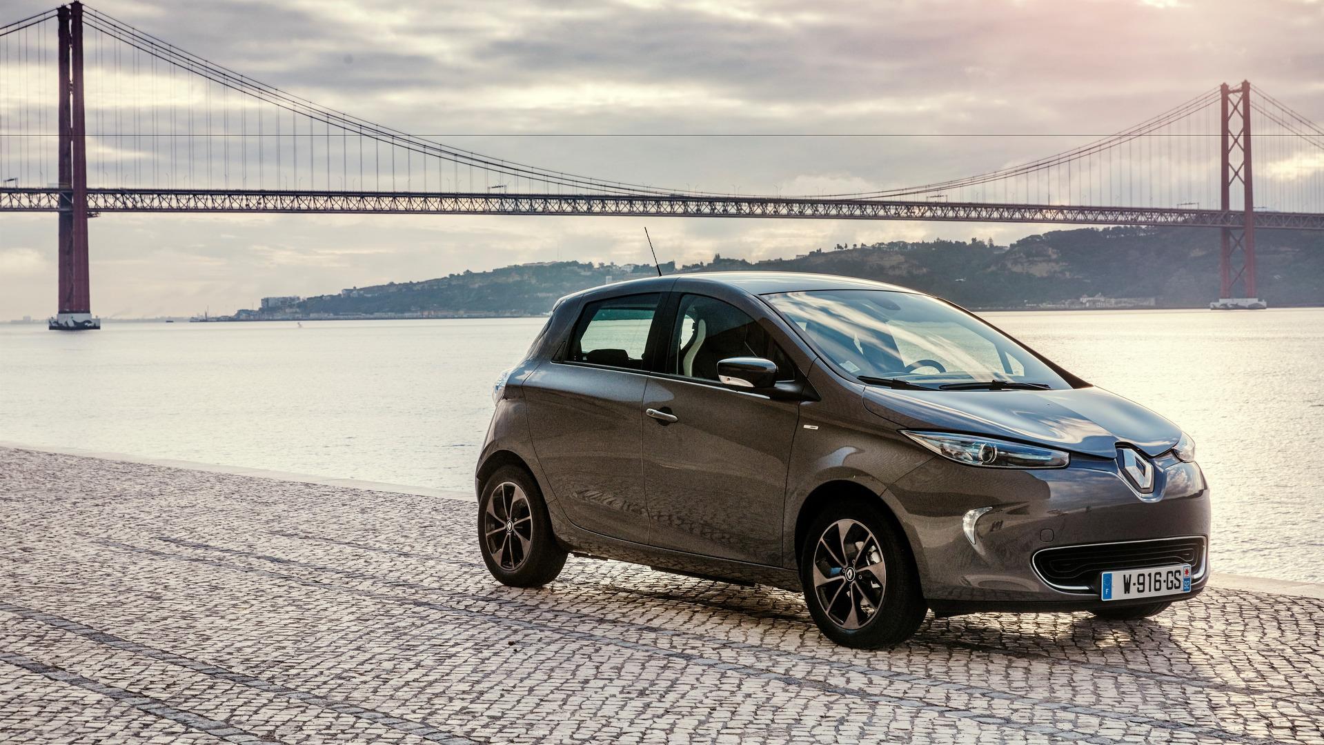La Zoé devient la voiture électrique la plus vendue d'Europe