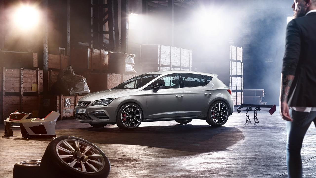 2017 SEAT Leon Cupra facelift