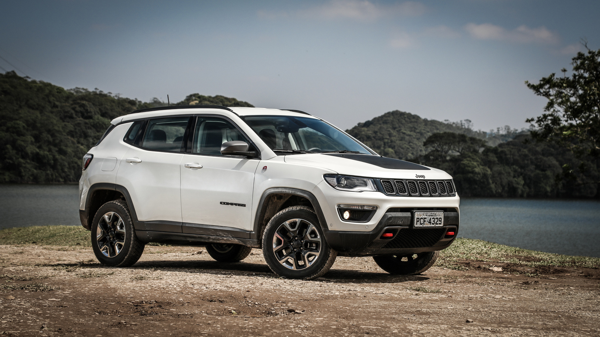Jeep Compass 2017 Trailhawk Review