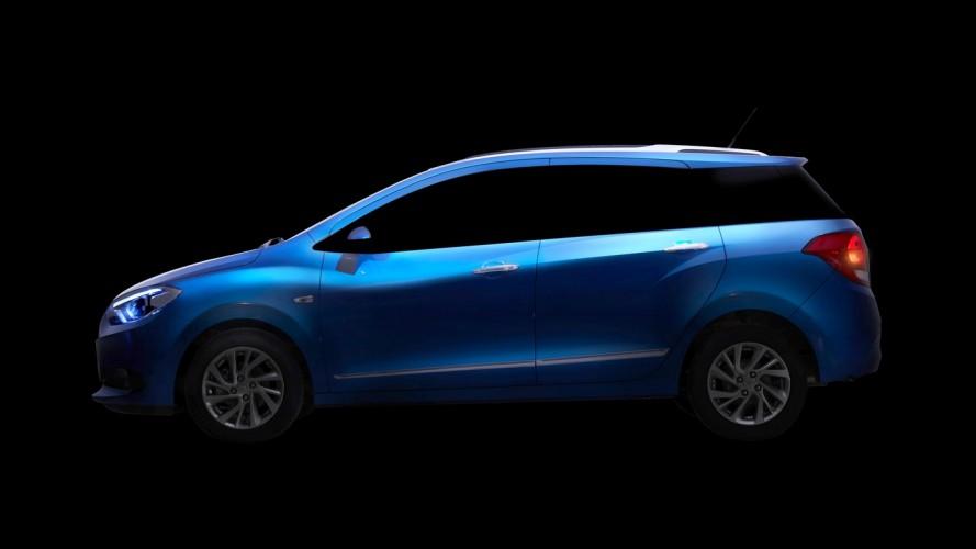 "Chevrolet Lova RV tem nova foto divulgada; ""Spin chinesa"" fica pronta este ano"