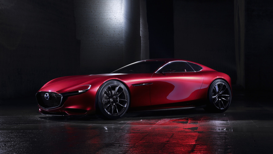 Mazda Doesn't Have The Money To Launch Rotary Sports Car By 2020