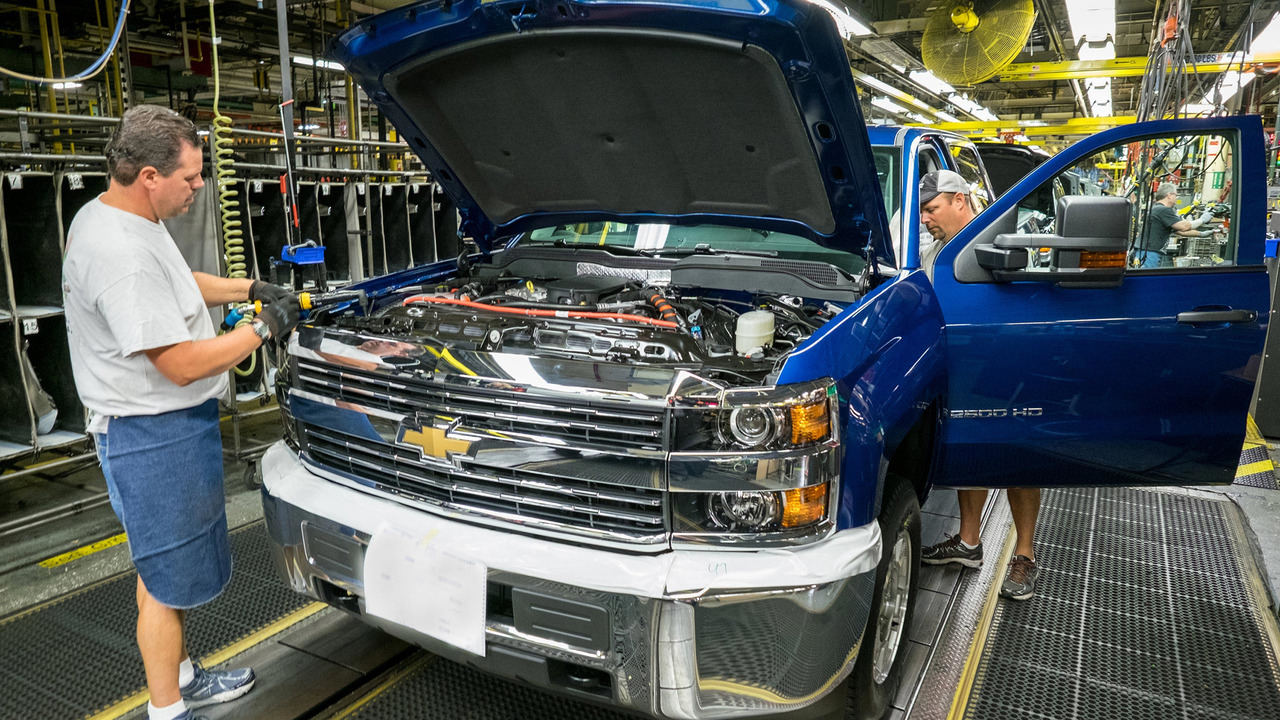 GM factory investment