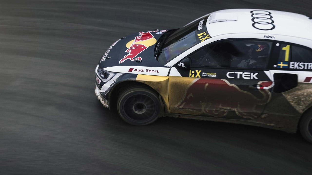 Rallycross Audi