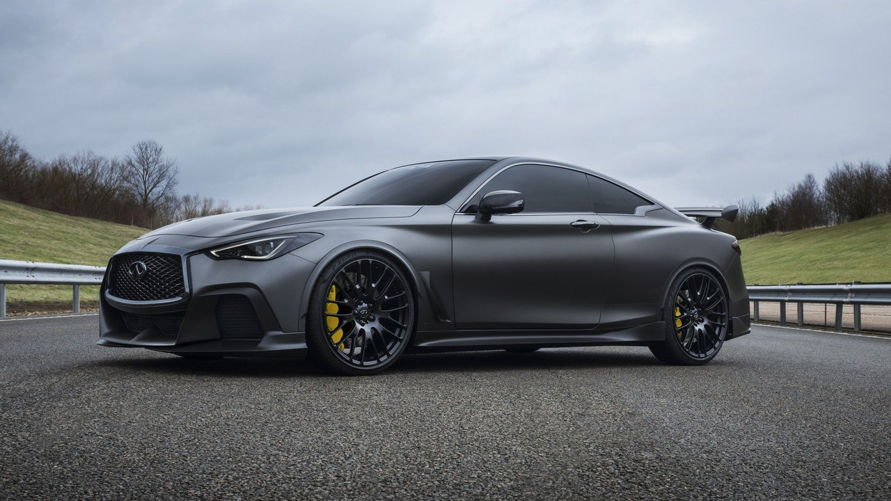 נפלאות 500-Hp Infiniti Q60 Black S Road-Ready Concept May Debut In Paris YB-71