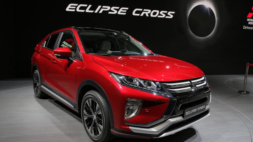 Ousado, Mitsubishi Eclipse Cross 2018 estreia em Genebra - Veja fotos