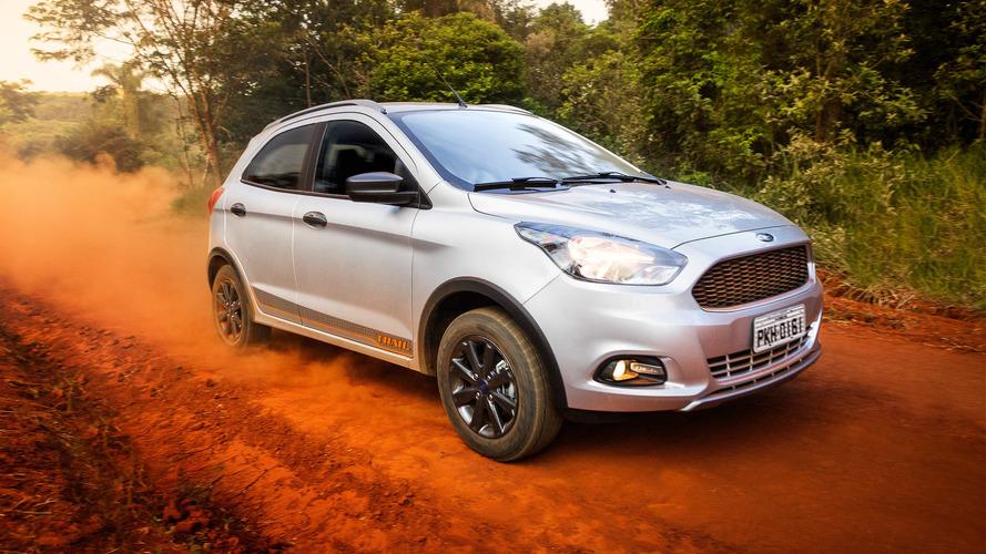 Ford Ka e Ka Sedan têm aumento entre R$ 250 e R$ 610