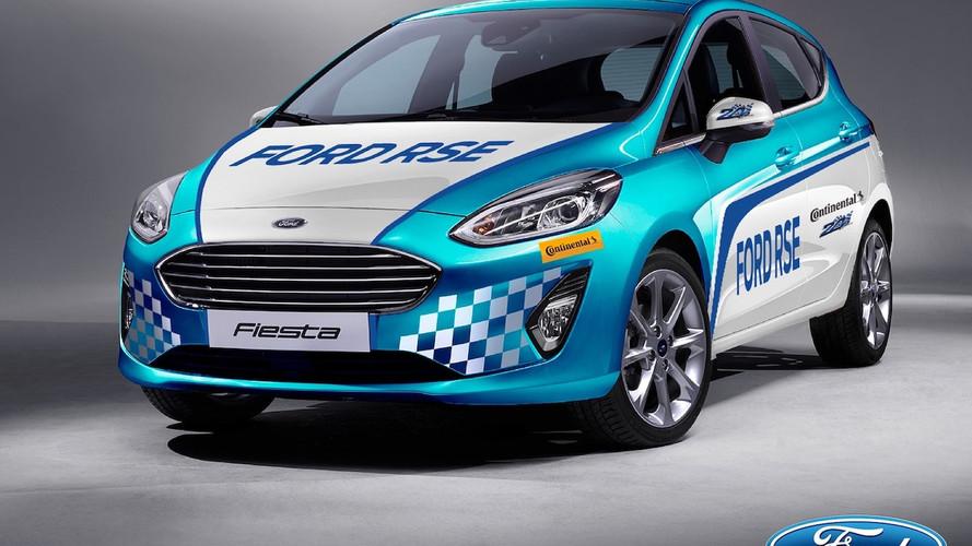 Arrancan las 24 Horas Ford 2017, con La Razón-ELA España en la pole