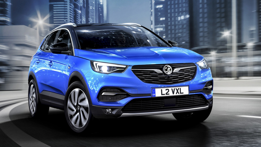 2018 Vauxhall Grandland X Is Another New Nissan Qashqai Rival