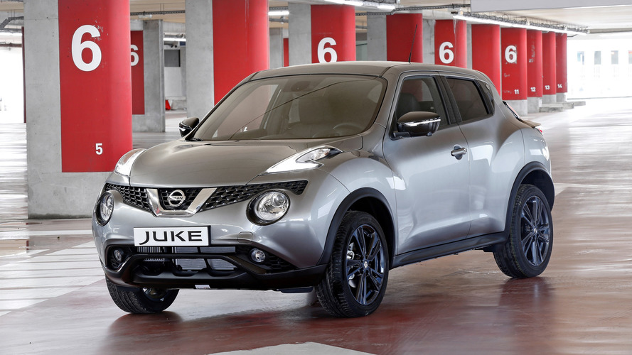 Le nouveau Nissan Juke se fait toujours attendre