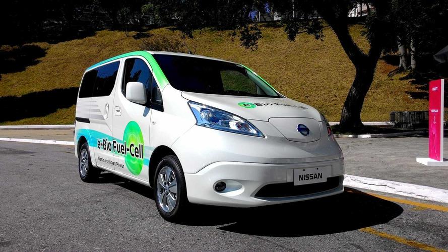 Nissan e IPEN renovam parceria e carro elétrico a etanol avança