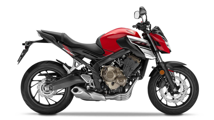 Ride Red - Honda Brings CB650F To The States