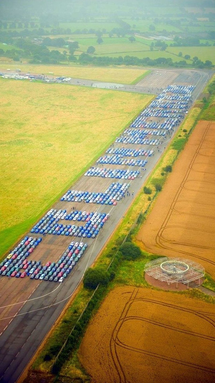 McRae Convoy Makes World Records