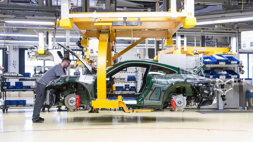 La production de la millionième Porsche 911 en vidéo