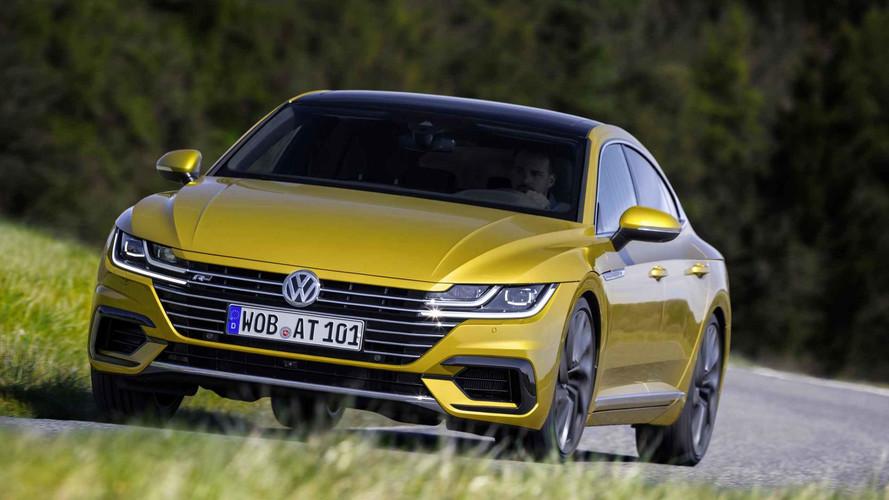 2017 Volkswagen Arteon İlk Sürüş İncelemesi