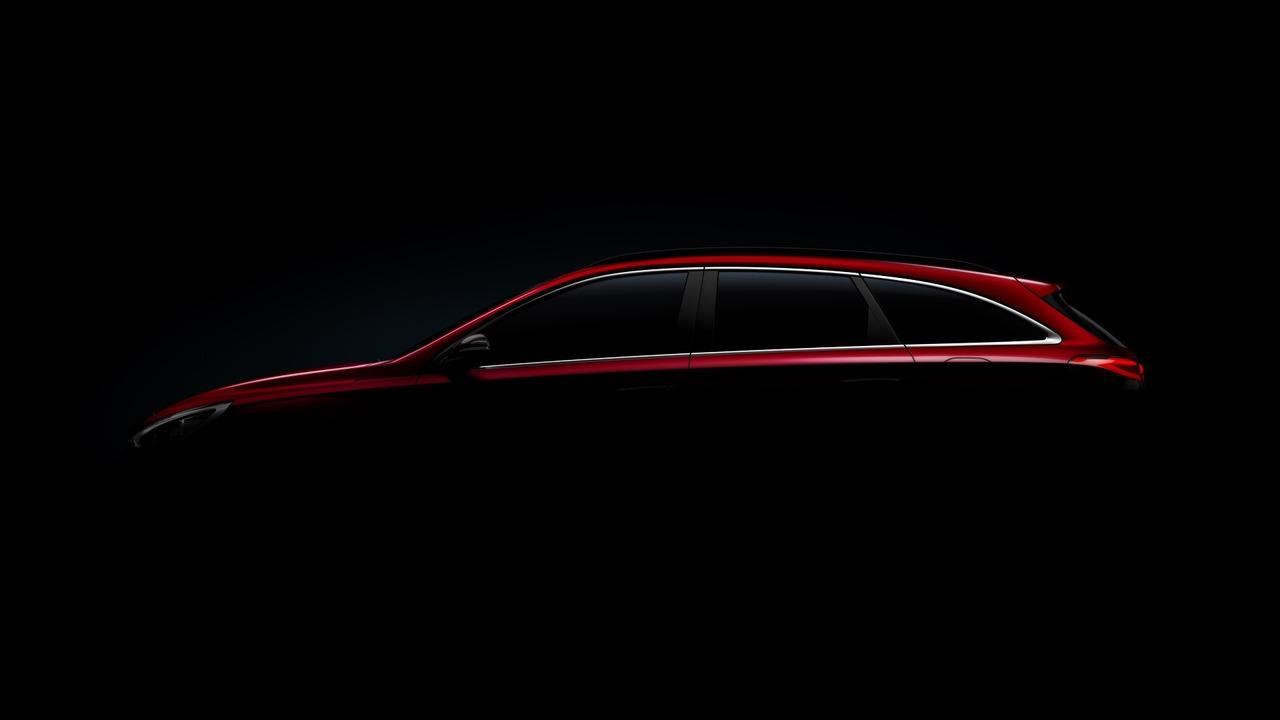 2017 Hyundai i30 Wagon teaser