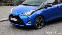 Toyota Yaris (2017)