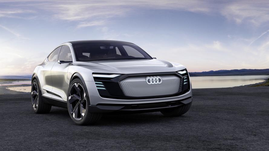 Shanghai 2017 - Audi présente son nouveau e-tron Sportback Concept !