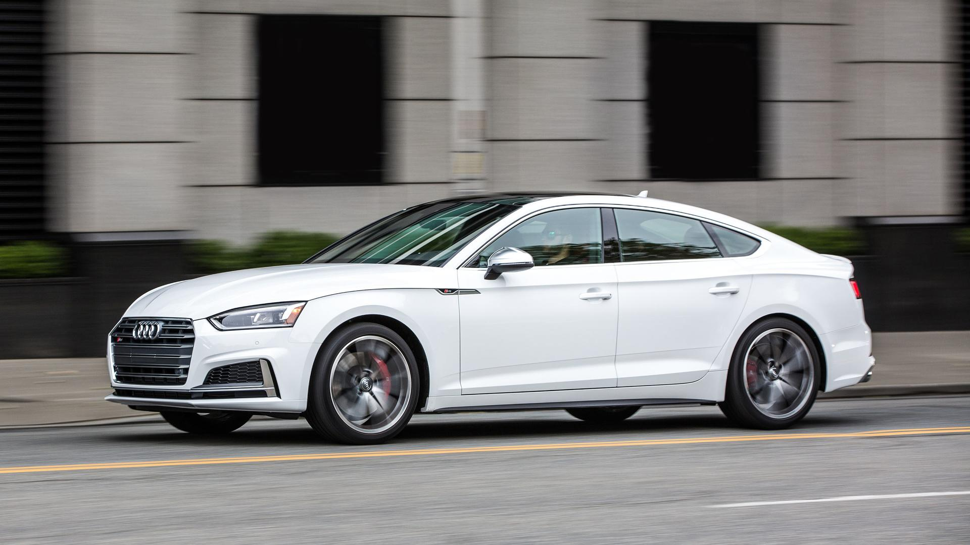 Kelebihan Audi A5 2018 Murah Berkualitas
