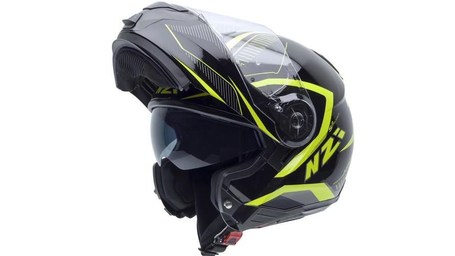 NZI presenta su nuevo casco abatible Combi Sport