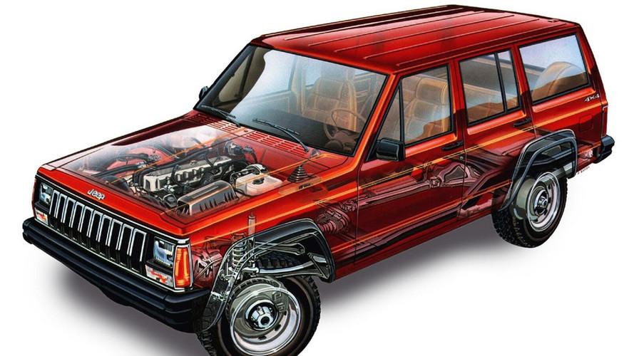 1989 Jeep Cherokee