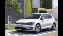VW renoviert den e-Golf